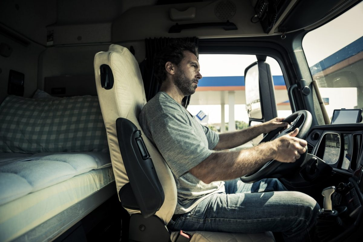 How Trucking Operations Can Protect Their Drivers' Mental Health