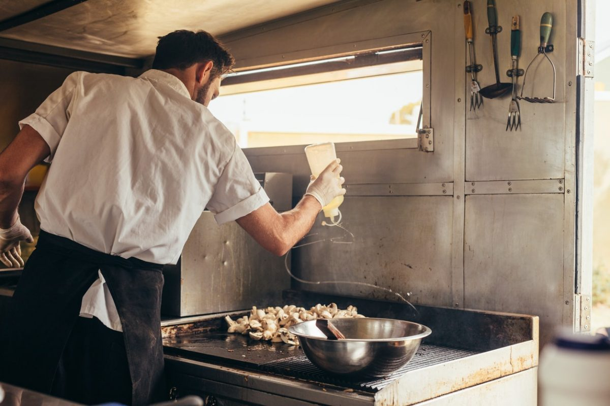 How to Stay Safe When Cooking in a Truck
