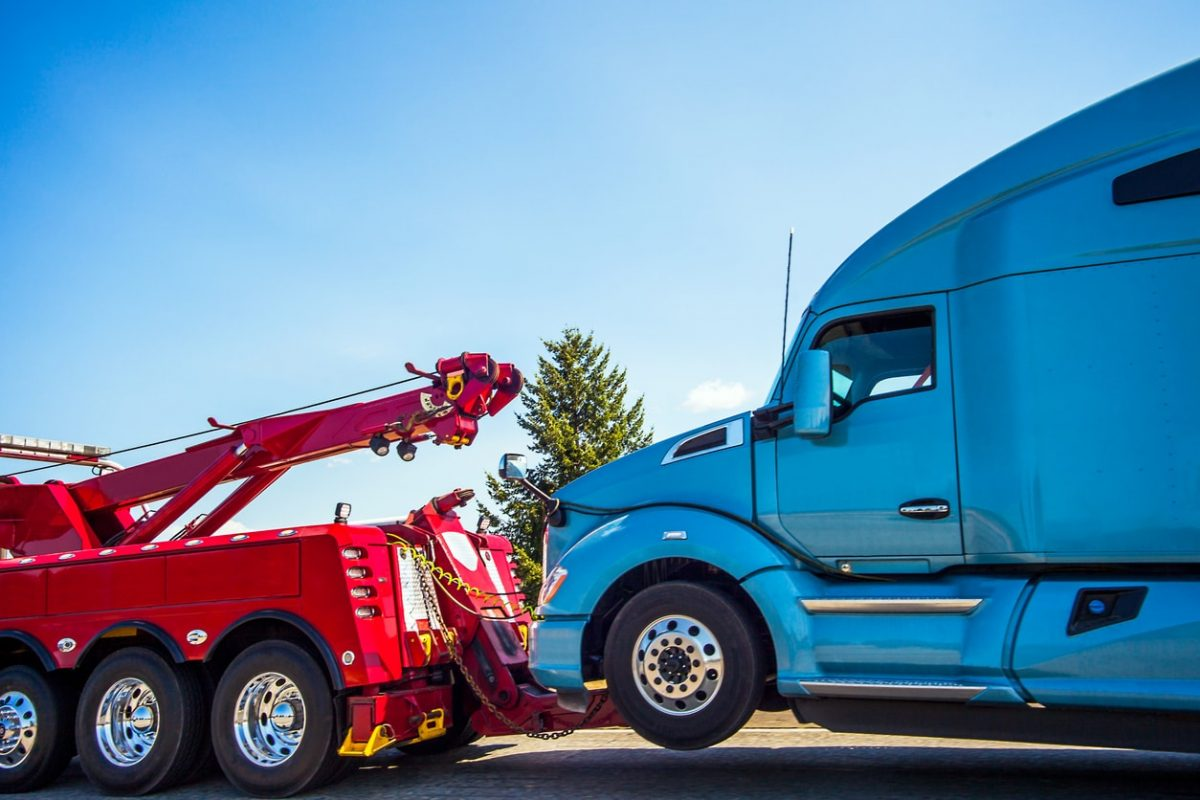 What Are the Most Common Causes of Truck Breakdowns?