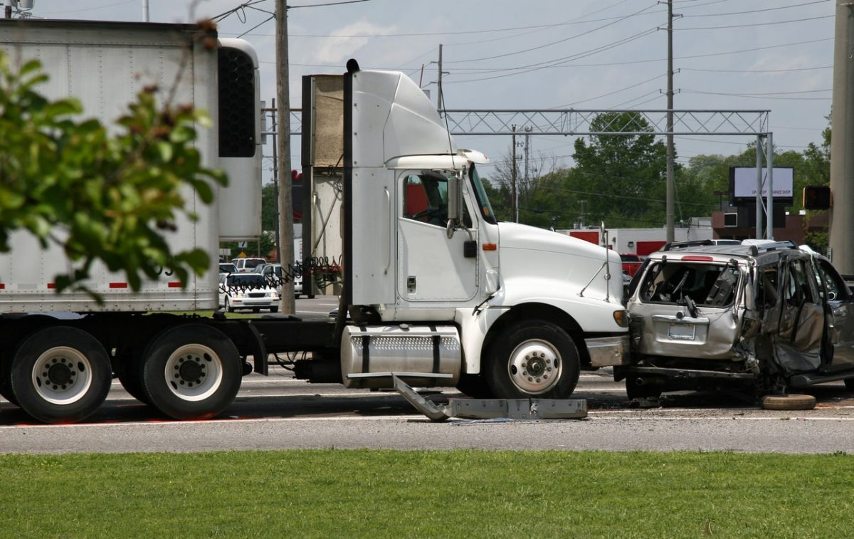 The Most Common Causes of Truck Insurance Claims