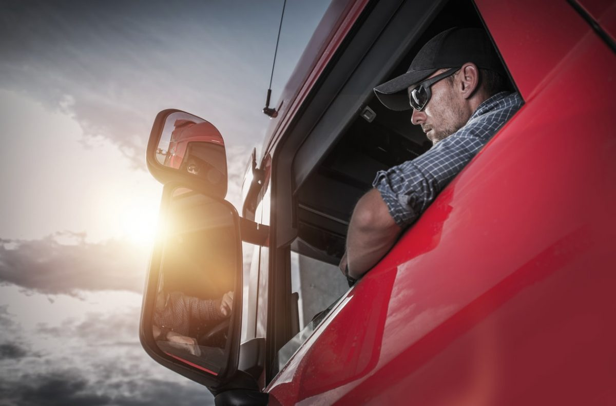 How Truck Drivers Can Stay Protected from the Sun