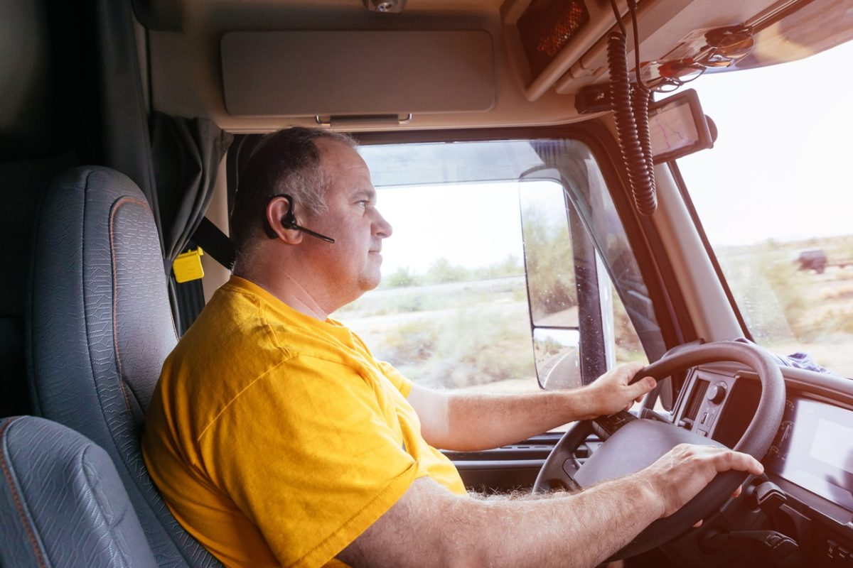 In 2019, Independent Truck Drivers Are Earning More Than Company Drivers