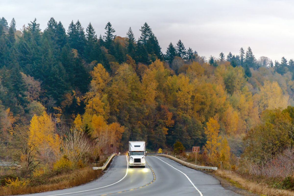 California and Other States Aim to Move to Zero-Emission Trucks